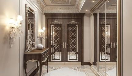 Luxury Wooden Doors in Dubai