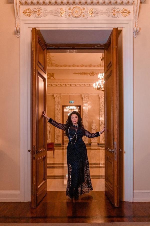 Katrina Antonovich and the Luxury Doors Collection