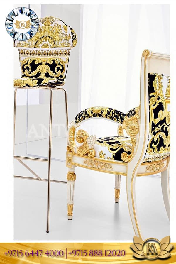 Luxury Home Styling with elegant armchairs design