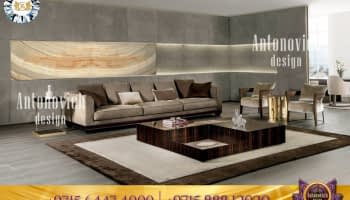 Artistic wall design and wall paneling
