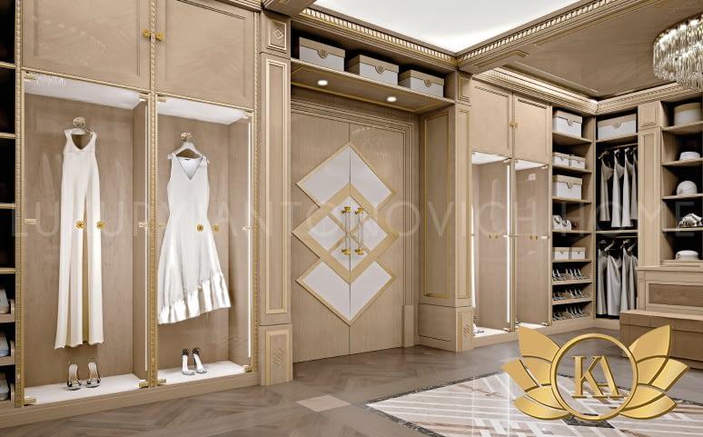 luxury interiors dubai