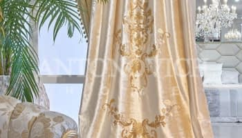 Luxurious Curtain Design