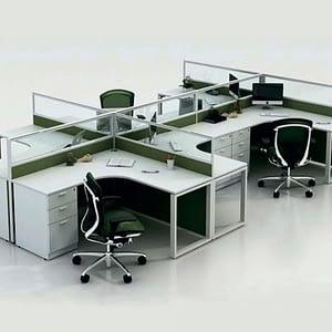 Office Workstation Call Сenter Сubicle