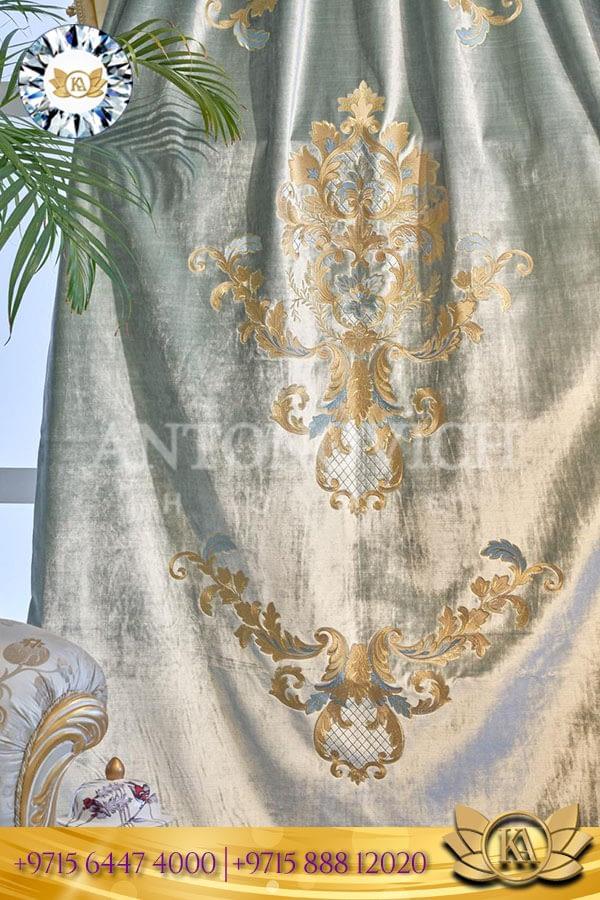 Luxurious Curtain Design