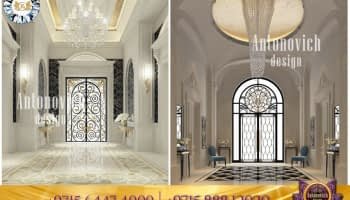 Amazing home styling with best doors design